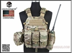 Picture of EMERSON 6094A Style Tactical Vest With Pouch Set (Multicam)