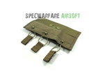Picture of Flyye LT6094 Inner Triple Mag Pouch (Coyote Brown)
