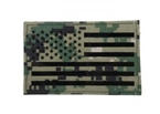 Picture of TMC Large US Flag Infrared Patch (AOR2) (Free shipping)