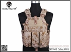 Picture of EMERSON 6094K M4 Pouch Type Tactical Vest (AOR1)
