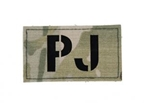 Picture of TMC PJ Infra Red Call Sign Patch (Multicam)