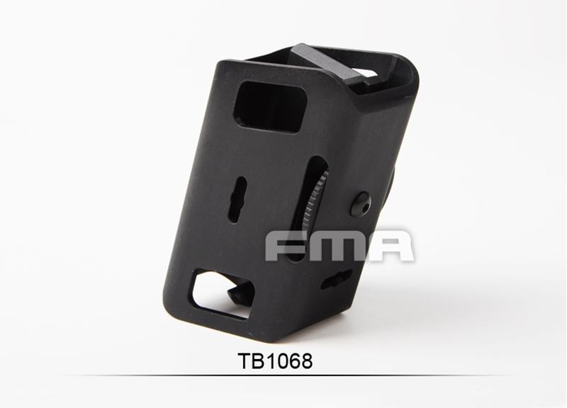 Picture of FMA IPSC CNC Aluminum Magazine Pouch (BK)