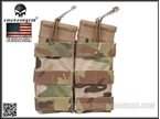 Picture of EMERSON Modular Open Top Double MAG Pouch For 5.56 (MC)