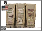 Picture of EMERSON CP Style Flap Triple Magazine Pouch (Multicam)