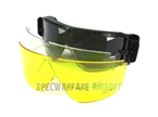 Picture of X800 Type goggles with 3 Spare Lens / (Black)