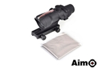 Picture of AIM ACOG 1X32C Red Dot with Illumination Source Fiber (Black)