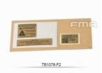 Picture of FMA Custom Decals 01 For AN PEQ-15 Case