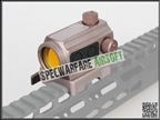 Picture of BD SOLAR POWER T-1 Red Dot Sight (DE)