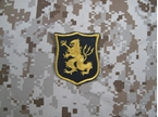 Picture of Navy SEAL Team 6 DEVGRU Gold Team Patch (Gold Black)