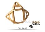 Picture of FMA Helmet VAS Shroud (Golden) Aluminum DE