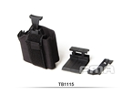 Picture of FMA Universal Holster Version 1 For Belt BK