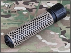 Picture of BD KAC Style QDC Airsoft Quick Detach Suppressor (BK/DE)