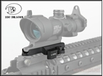 Picture of BD LaRue Style Tactical ACOG RCO Scope Mount (BK)