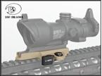 Picture of BD LaRue Style Tactical ACOG RCO Scope Mount (DE)