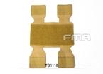 Picture of FMA Gear Retention Orbit Base Plate Adapter (DE)