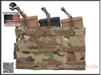Picture of EMERSON 5.56 Triple Open Top Magazine Pouch (Multicam)