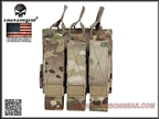 Picture of EMERSON Modular Triple MAG Pouch For MP7 (Multicam)