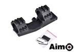 Picture of AIM 30mm One Piece Cantilever Scope Mount (BK)