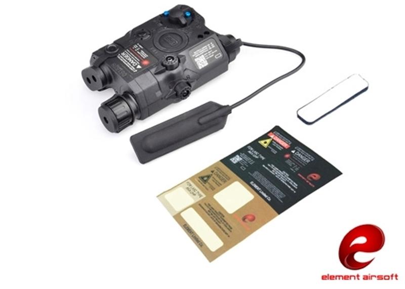 Picture of Element LA5-C PEQ-15 UHP Laser and Flashlight (BK)
