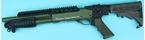 圖片 G&P M870 Breacher w/ M4 Stock Full Metal Shotgun (FG)