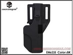 Picture of Emerson GLOCK Fast Loaded Holster (Black)