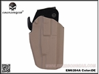 Picture of Emerson Right Hand 579 Gls Pro-Fit Holster (DE)