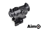 Picture of AIM T2 Red Dot with QD Mount (BK)