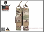 Picture of EMERSON Modular Double MAG Pouch For MP7 (Multicam)