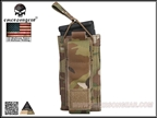 Picture of EMERSON 5.56 & Pistol Single Open Top Magazine Pouch (Multicam)