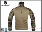 Picture of EMERSON G3 Combat Shirt (Woodland)