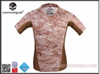 Picture of EMERSON Skin Tight Base Layer Camo Running Shirts (AOR1)