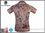 Picture of EMERSON Skin Tight Base Layer Camo Running Shirts (HLD)
