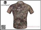 Picture of EMERSON Skin Tight Base Layer Camo Running Shirts (MR)