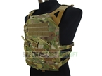 Picture of FLYYE Swift Plate Carrier JPC Vest (Size M 500D Multicam)