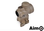 Picture of AIM MRO Red Dot with QD Riser Mount & Low Mount (DE)
