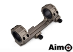 Picture of AIM GE Short Scope Ring Mount (DE)