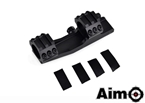 Picture of AIM 25.4mm One Piece Cantilever Scope Mount (BK)