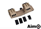 Picture of AIM 30mm One Piece Cantilever Scope Mount (DE)