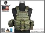 圖片 EMERSON 6094A Style Tactical Vest With Pouch Set (Multicam Tropic)