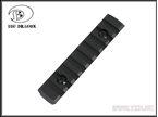 圖片 BD 9 Slots Rail Panel For M-LOK System (Black)