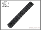圖片 BD 13 Slots Rail Panel For M-LOK System (Black)
