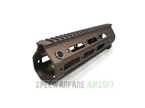 Picture of DYTAC 416 REM 10.5 Inch Rail for WE 416 AEG/GBB (Dark Earth)
