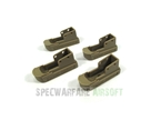 Picture of DYTAC Combat Mag Base for Marui M1911/MEU Magazine (4pcs Pack, Dark Earth)