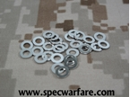 Picture of DYTAC 30pcs Stainless Steel Precision Shims Set (0.5mm)