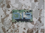 Picture of Dragonind IR Patch radio Number Seal (DI3 AOR2)
