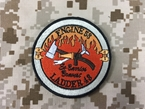 Picture of Warrior Red Wing Fireman Engine 53 Ladder 43 Lone Survivor Patch