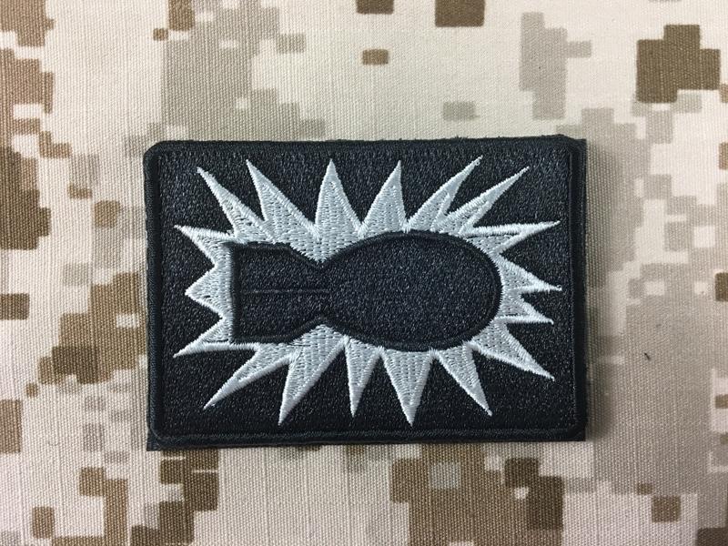 Multicam WR-PTSP-MC Warrior Navy SEAL Team Skull Pirate Patch