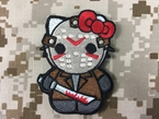 Picture of Warrior Hello Kitty x Jason Velcro Patch