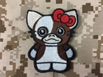 Picture of Warrior Hello Kitty x Character Morale Velcro Patch