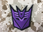 Picture of Warrior TRANSFORMERS DESTROY Velcro Patch